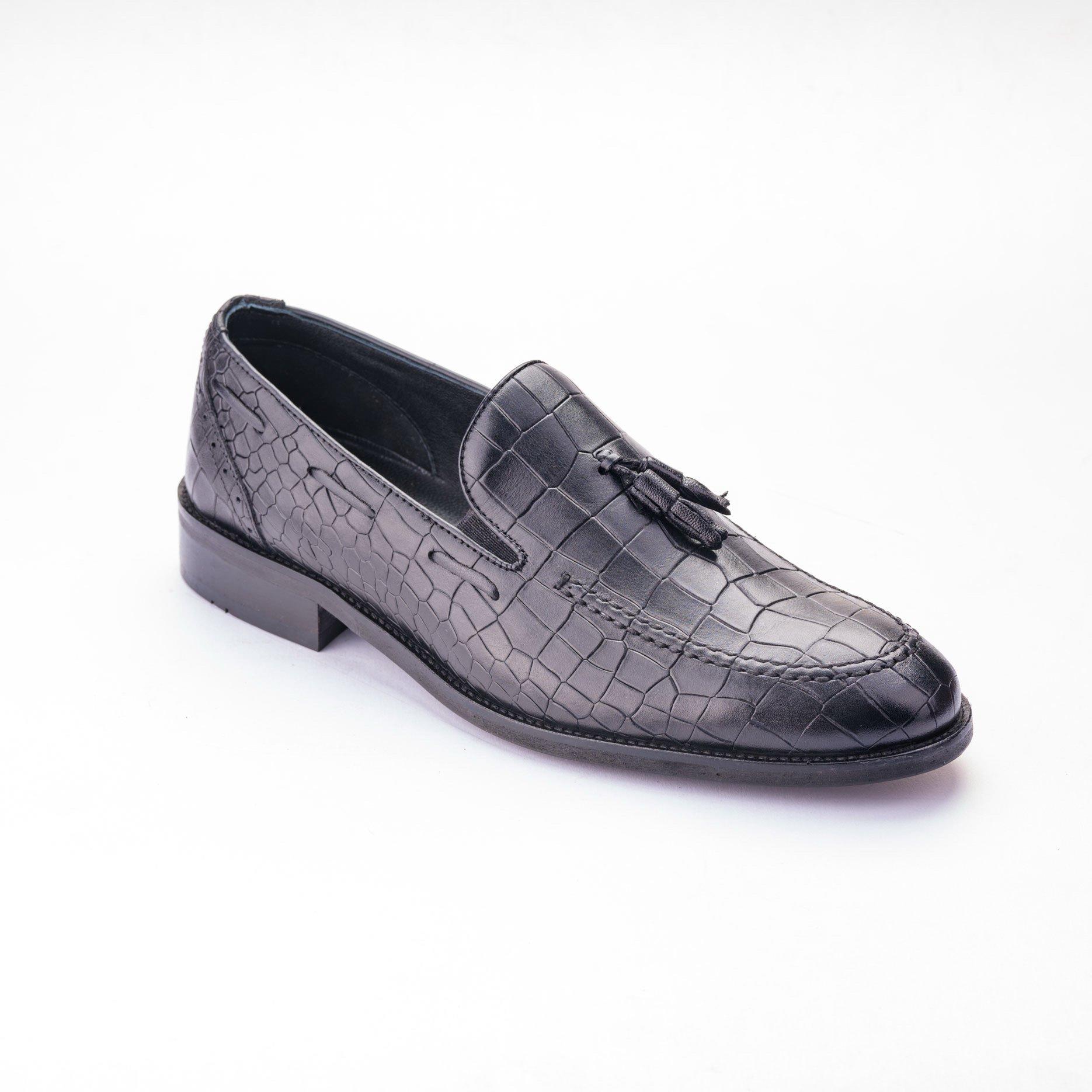 مردانه کفش جگوارمونت منگوله دار زیره میکرولایت